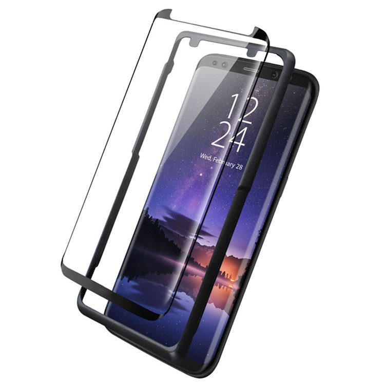 galaxy s8 full coverage screen protector