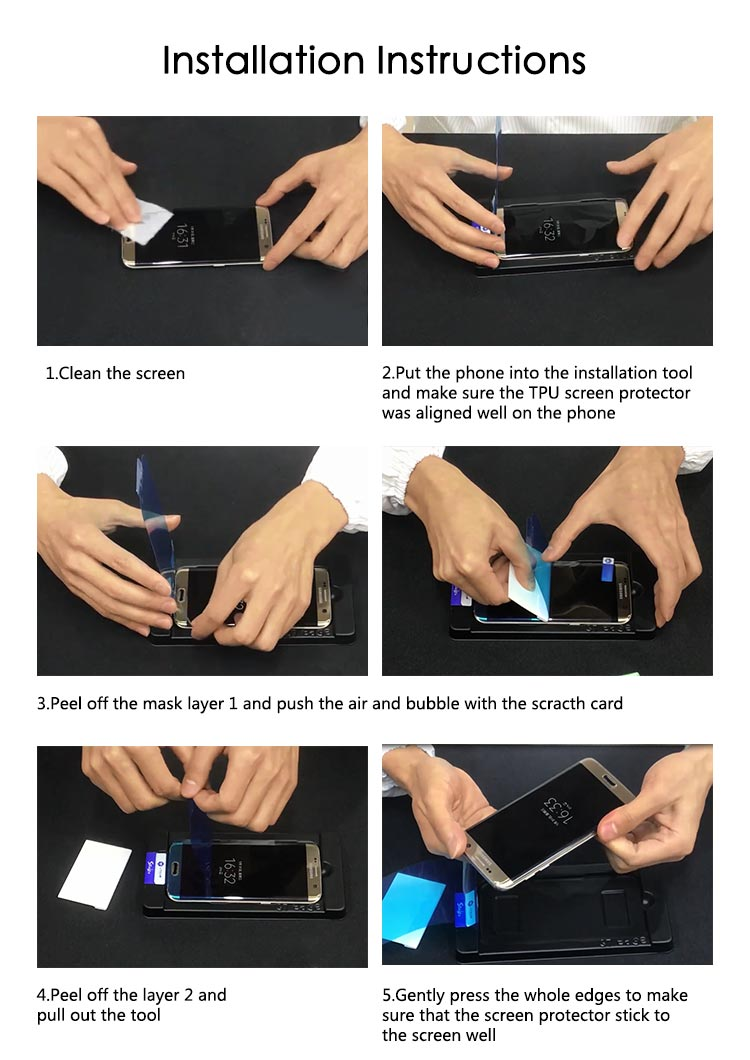 Nano Screen Protector Iphone