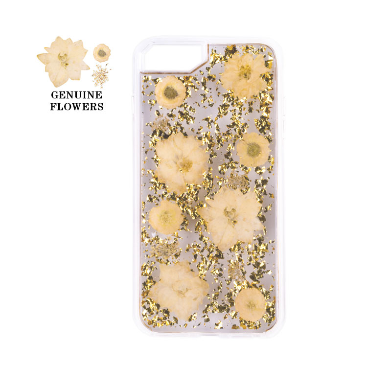 dried genuine petal cases
