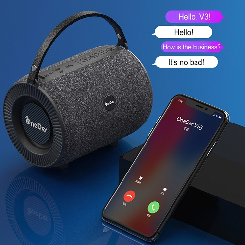 V3 Waterproof Bluetooth Speaker