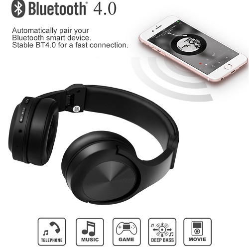 Good Sound Quality Wireless Headphones